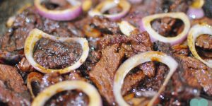 Filipino Beef Steak or Bistek Recipe